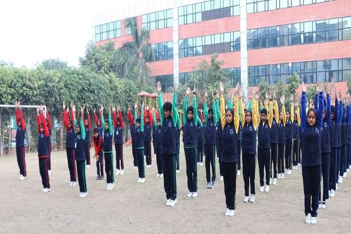 Paramount International School-Physical activity