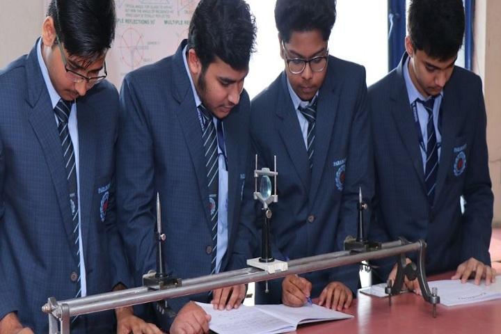 Paramount International School-Physics-Lab