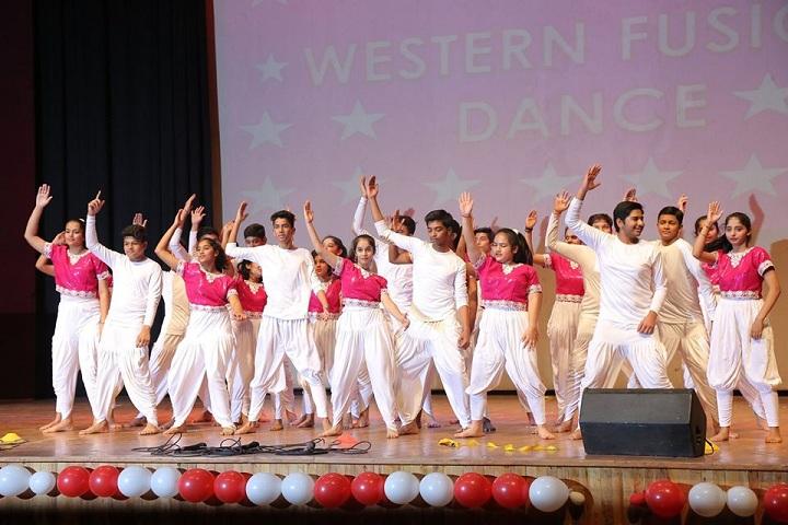Paramount International School-Dance