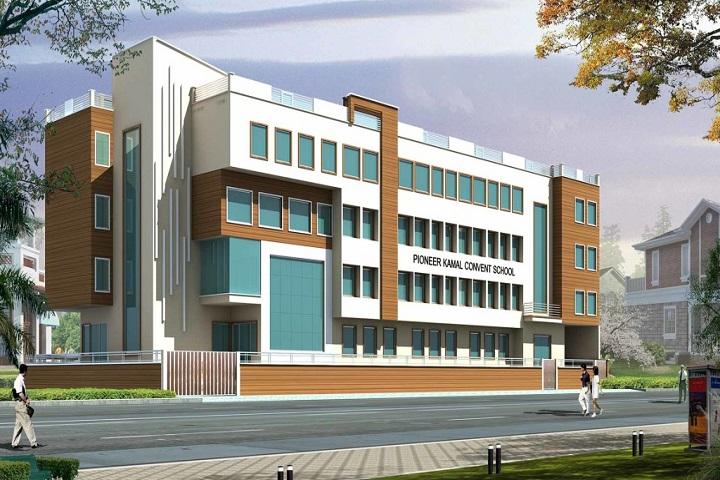Pioneer Kamal Convent School-Campus