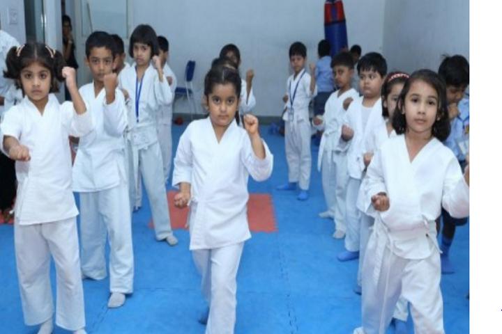 Pioneer Kamal Convent-Karate
