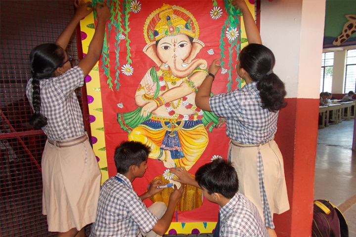 Plato Public School-Art-Activity