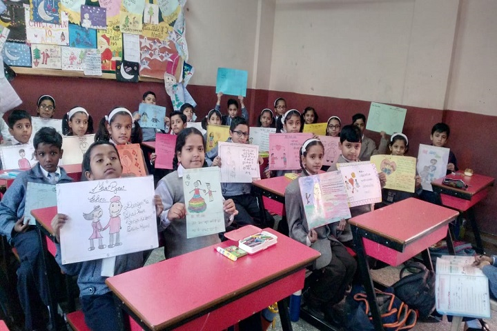 Plato Public School-Drawing-Activity