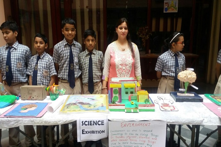 Plato Public School-Science-Exhibition
