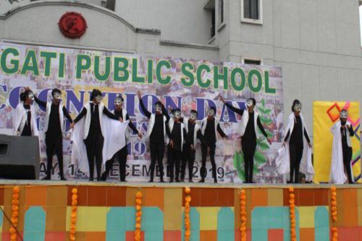 Pragati Public School-Fancy Dress