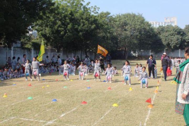 Pragati Public School-Games