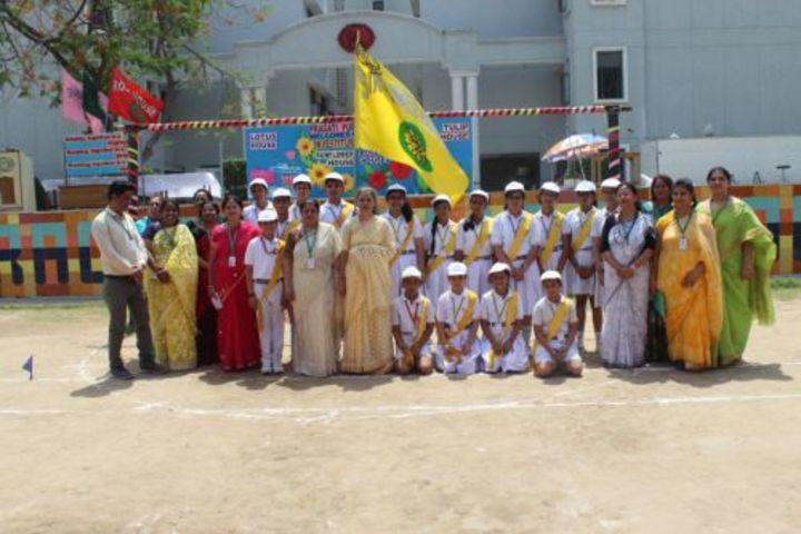 Pragati Public School-Group Photo