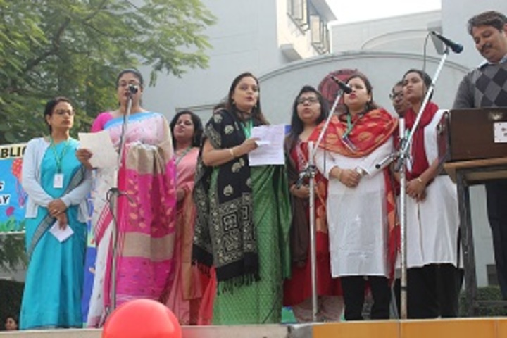 Pragati Public School-Singing