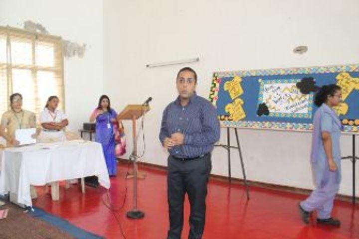 Pragati Public School-Speech