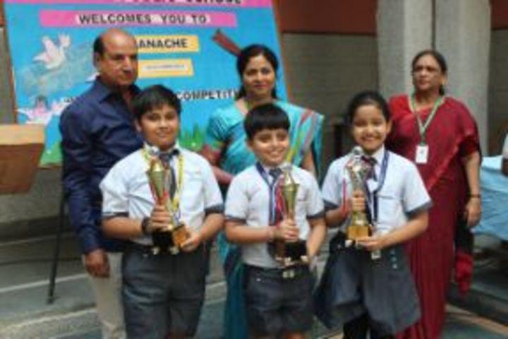 Pragati Public School-Winners