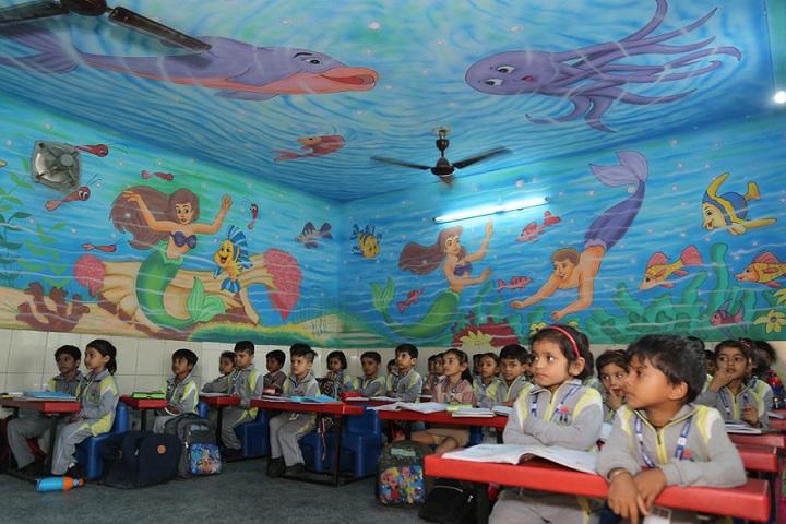 Prince Public School-Classroom