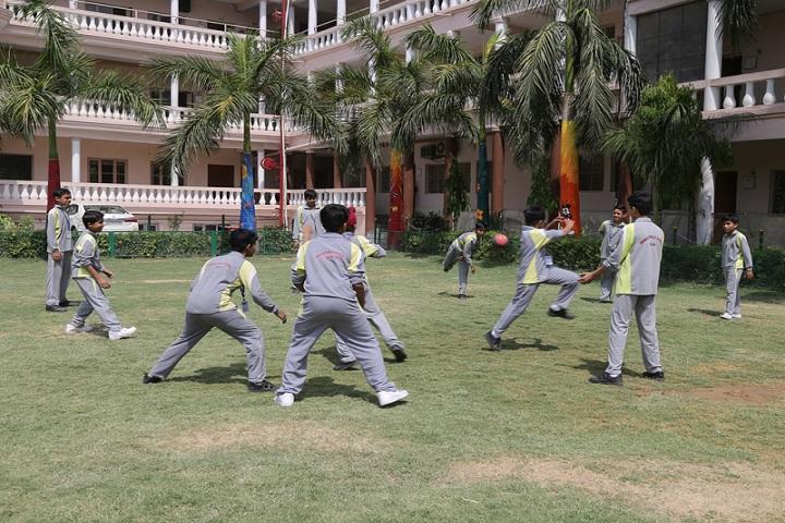 Prince Public School-Sports