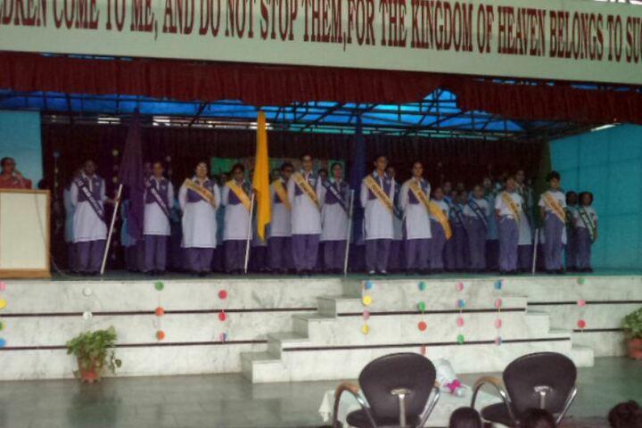Queens Convent-Investiture Ceremony