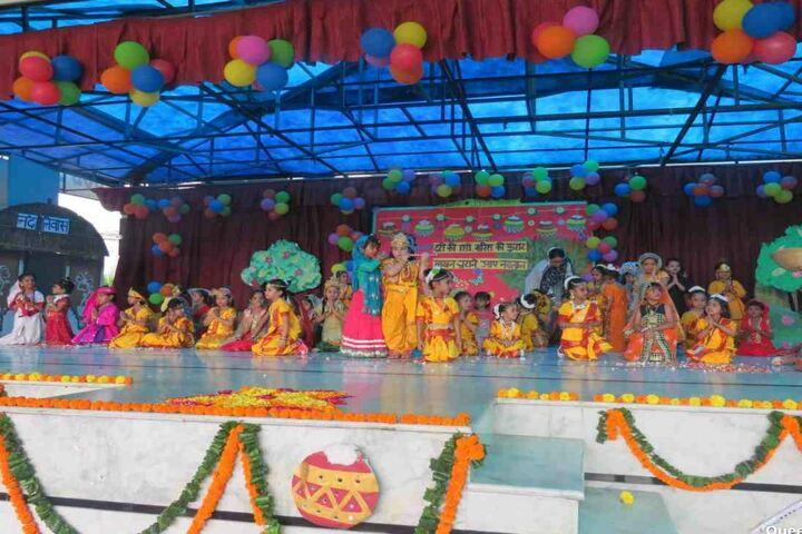 Queens Convent-Janmastami Celebration