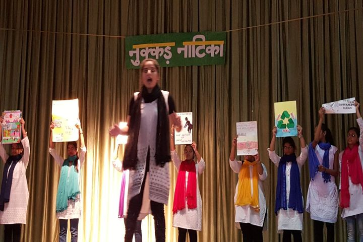 Queen Marys Girls Senior Secondary School-Nakkad Natak