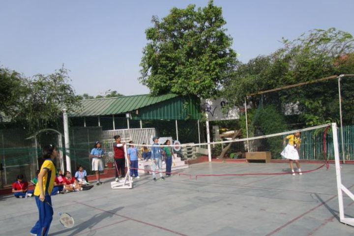 Queens Valley School-Inter House Badminton Competition