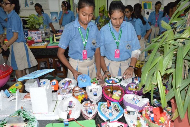 Queens Valley School-Science Exhibition