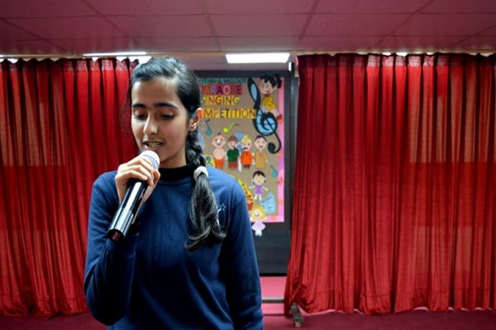 Queens Valley School-Singing Competition