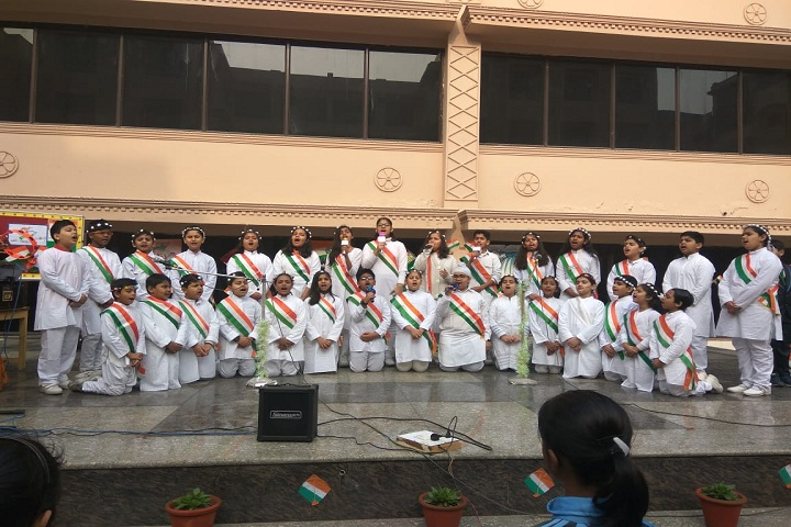 R D Rajpal Public School-Republic Day