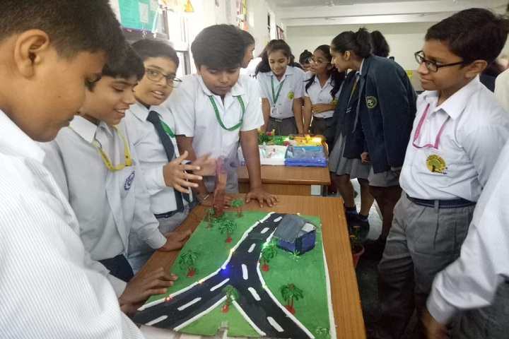 R D Rajpal Public School-Science Week