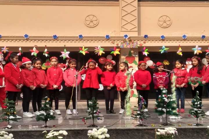 R D Rajpal Public School-Christmas Day Celebration