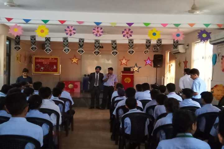 R D Rajpal Public School-Workshop