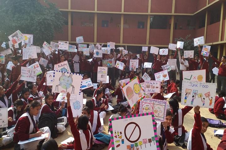 R R Geeta Bal Bharti Public School-Activity