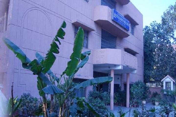 R R Geeta Bal Bharti Public School-School Building