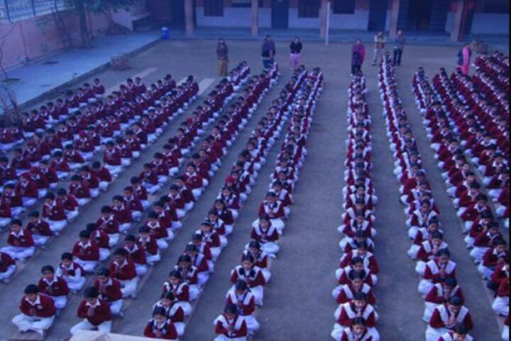 R R Geeta Bal Bharti Public School-Prayer