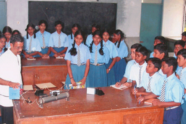 V S St Johns Higher Secondary School- Physics Lab