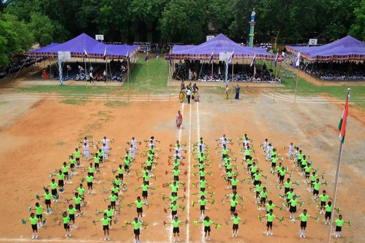 V S St Johns Higher Secondary School- Sports Day