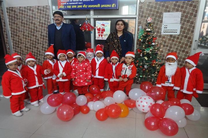 R P Memial Public School-Christmas Celebration