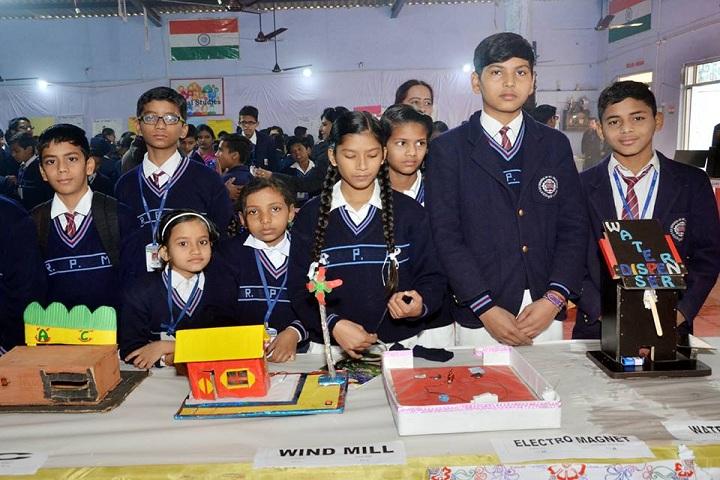 R P Memial Public School-Exhibition