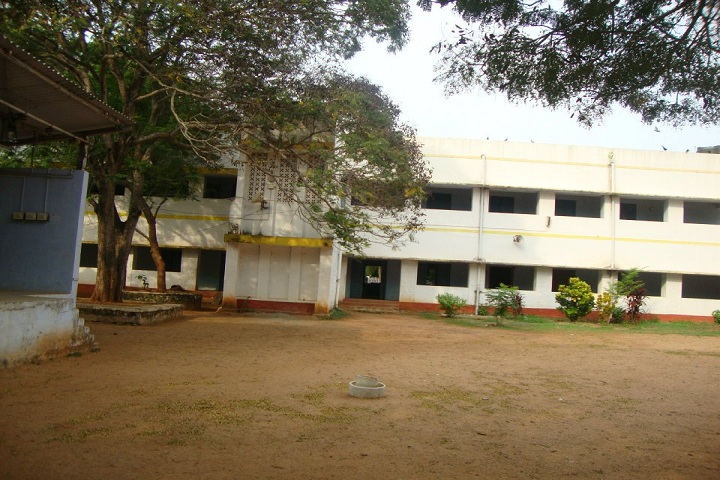 Railway Higher Secondary School-School Play Ground