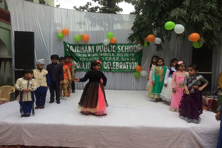 Rajdhani Public School-Fancy Dress
