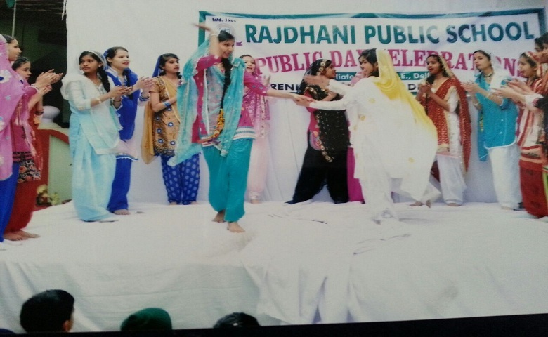 Rajdhani Public School-Annual day