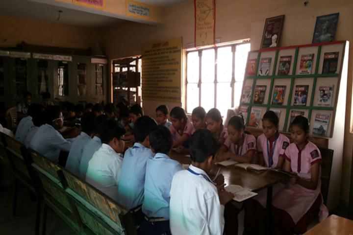 Rajindra Public School-Library