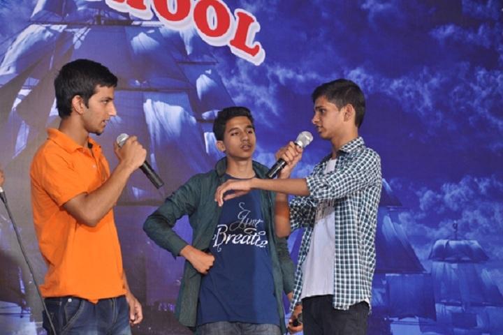 Rajindra Public School-Skit