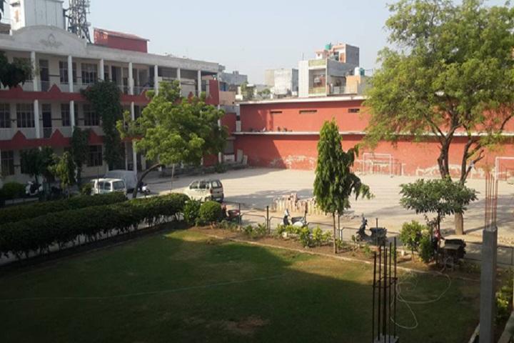 Rajindra Public School-Campus View