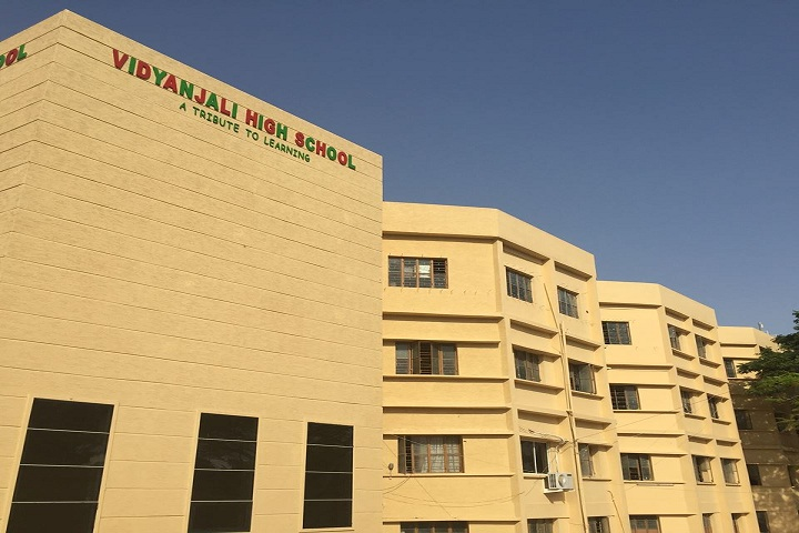 Vidyanjali Co Education English Medium High School-Campus