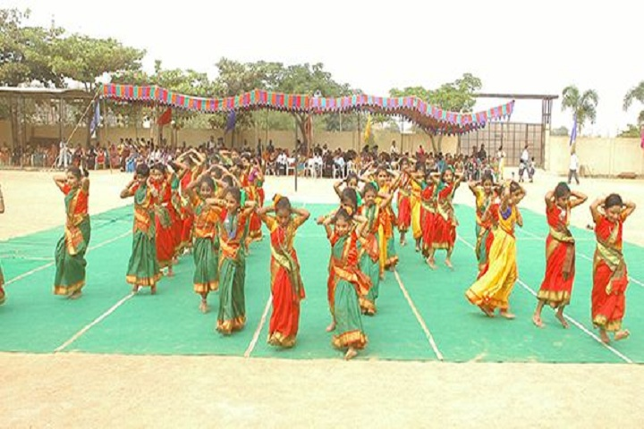 Vidyanjali Co Education English Medium High School-Dances