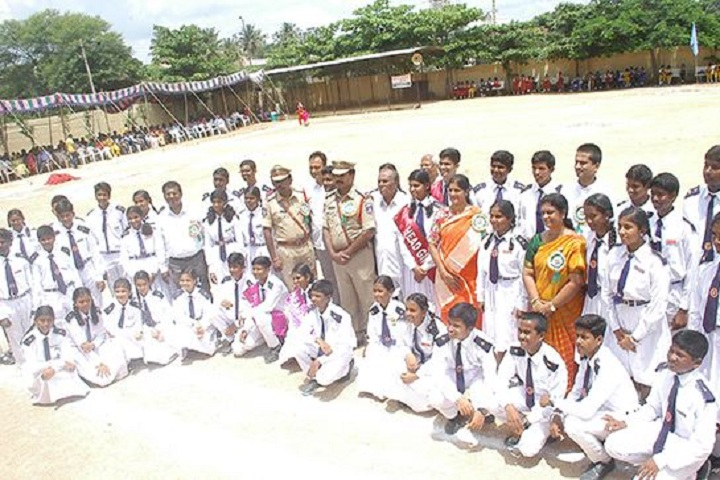 Vidyanjali Co Education English Medium High School-Group Photos