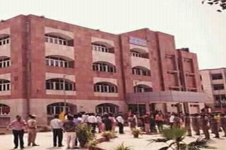 Rajkiya Pratibha Vikas Vidyalaya-Campus