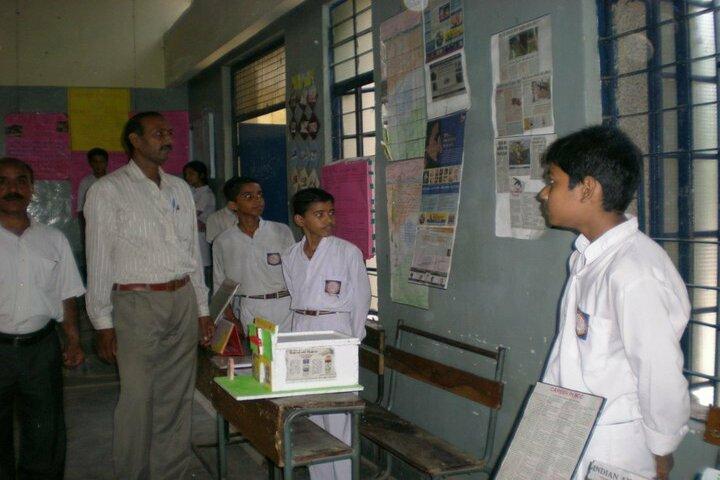Rajkiya Pratibha Vikas Vidyalaya-Exhibition
