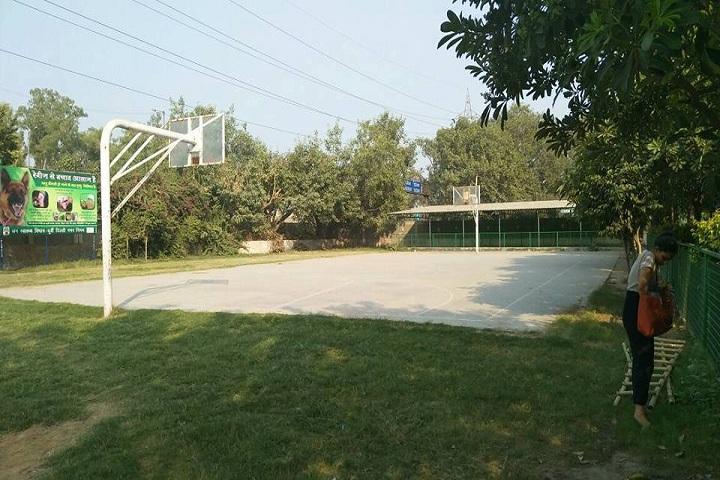 Rajkiya Pratibha Vikas Vidyalaya-Play Ground