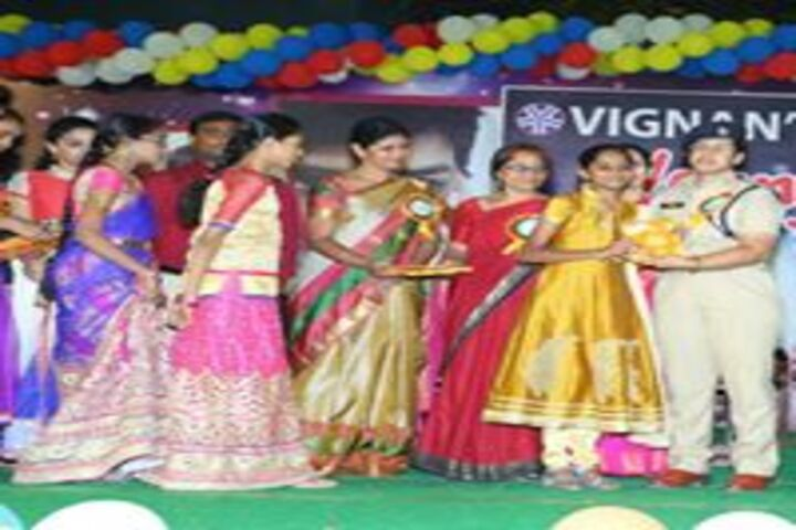 Vignan High School-Annual Day