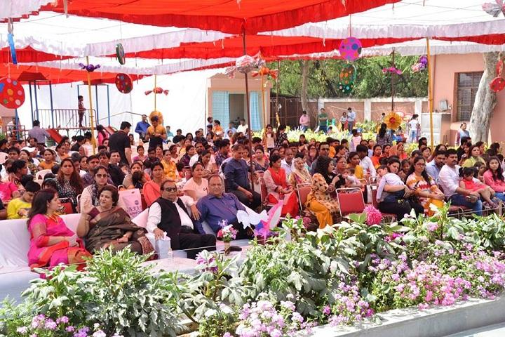 Ramjas Public School-Auditorium