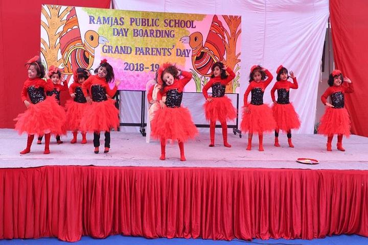 Ramjas Public School-Annual day