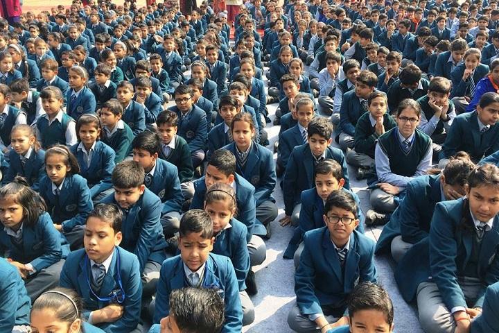 Ramjas Public School-Students