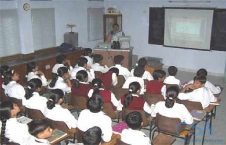 Ramjas Senior Secondary School No-1-Classroom